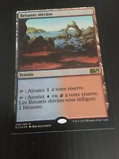MTG MAGIC M15 SHIVAN REEF (FRENCH BRISANTS SHIVANS) NM FOIL