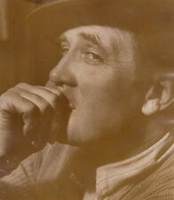 """Gustav Knuth als """"Liliom"""" Schauspieler Orig Fotografie Rosemarie Clausen um 1935"""