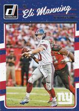 2016 Donruss Football Sammelkarte , #199 Eli Manning