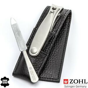 ZOHL SHARPTEC Nail Clipper & File Set Magneto S15