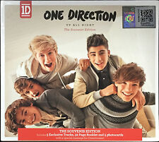 ONE DIRECTION Up All Night MALAYSIA THE SOUVENIR EDITION CD + 5 PHOTOCARDS RARE