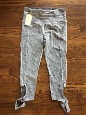 16c1c5194ef088 $79 Maaji Impulse High Rise Legging Workout Athletic Pants M Gray