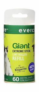 Evercare Giant PET Hair Roller REFILL - 6 Pack
