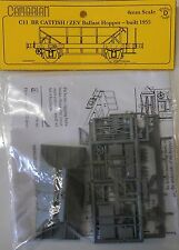 Cambrian C11. BR 'Catfish' Ballast Wagon Kit. (00)