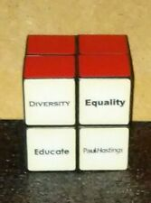 Official Logo Genuine Rubiks Cube 2 X 2  PAUL HASTINGS Law Firm - Promotional