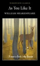 As You Like It by William Shakespeare (Paperback, 1993)New Cheap Book Free P&P