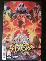 The AMAZING SPIDER-MAN #10b (Uncanny X-Men) (2019 MARVEL Comics) ~ VF/NM Book