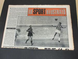 LO SPORT ILLUSTRATO anno 1967 COMPLETO 1 / 46 albi ORIGINALI SCIOLTI !!