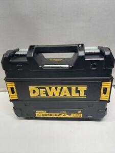 Dewalt 18v XR Li-ion Hammer Drill Driver DCD778L2T T-stak CASE ONLY NEW