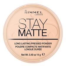 Rimmel London Stay Matte Pressed Powder 006 Warm Beige 14 G