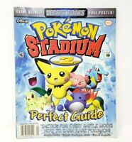 Pokemon Stadium 2 Versus Books Official Strategy Guide