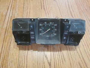 1980-1981-1982 Datsun Pickup truck dash gauge instrument cluster speedo...125K..