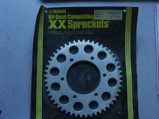 NOS Yamaha Sprocket Wheel Gear 1978-1979 YZ80 2J5-25449-10-XX