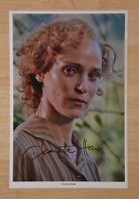 ORIGINAL Autogramm von Jeanette Hain. pers. gesammelt. 100% Echt. 20x30 Foto