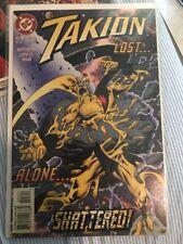 Takion #2 -1996- DC Comics / Very Fine To Near Mint /