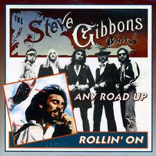 Steve Gibbons, The S - Any Road Up / Rollin on [New CD] UK - Imp