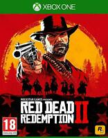 RED DEAD REDEMPTION 2 - XBOX ONE MINT Same Day Dispatch via Super Fast Delivery