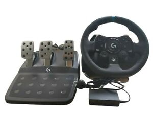 Logitech G923 TrueForce Advance Racing Wheel and Pedals for XBOX ONE and PC