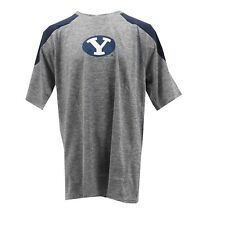 BYU Cougars Official NCAA Kids Youth Size Dri Tek Athletic Shirt New with Tags