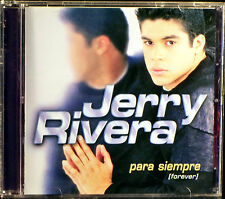 Para Siempre by Jerry Rivera (CD, Jul-2000, Sony Discos Inc.)