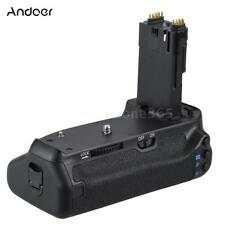 Andoer BG-1T Vertical Battery Grip Holder for Canon EOS 70D/80D DSLR Camera A2W8