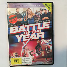 Battle Of The Year - The Dream Team (DVD, 2014) exrental - NO CASE