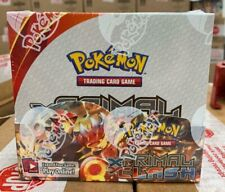 Pokemon TCG XY5 Primal Clash ENGLISH Booster Box x1 Factory Sealed