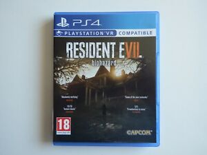 Resident Evil 7: Biohazard on PS4/PS5 in MINT Condition
