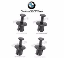 For BMW E30 E31 E32 E34 E36 E38 E39 E46 Fan Shroud Housing Rivet Set of 4 OES