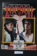 XANADU the Illustrated story 1980 Marvel Super Special 17 Olivia Newton-John VF+