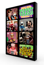 Luke Ski's Puppet Videos: Volume 1 (2013) DVD - FuMP - RARE OOP!