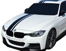 Folien Set Performance Stripes schwarz für BMW F30 F31 F32 F22 E84 E81 M Paket