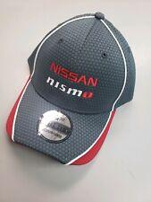 Nissan Nismo New Era Mesh Cap Grey/Red/ White Size Med/Lg Nis08010403