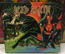 Iced Earth Days Of Purgatory CD w/Booklet