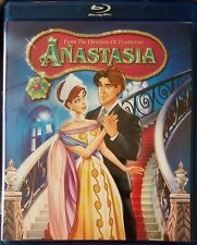 ANASTASIA (Blu-Ray) Meg Ryan, John Cusack, Kelsey Grammer, Hank Azaria