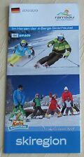 Info Skiregion Ramsau am Dachstein Im Herzen der 4-Berge-Skischaukel 2012/2013