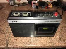Philips Classic Car Push Button Radio/Cassette,Neg. Earth,Nice Item,Not Tested