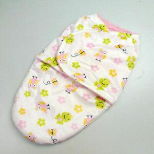 Baby Swaddle Wrap Blanket Size 000 Newborn Winter Sleeping Bag Infant Girl Frog