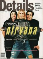 Details November 1993 Nirvana David Cronenberg Bjork 070519DBE2