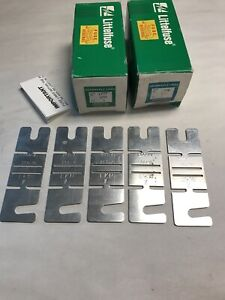 LittelFuse LKN-200 Fuse Link 2 Boxes of 5 NOS