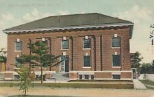VERMONT VT – Fort Ethan Allen Post Exchange - 1909