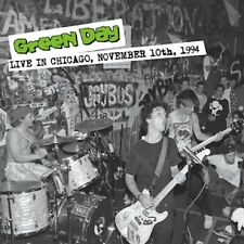 Green Day - Live in Chicago, 10.11.1994 – WFMU vinyl lp live broadcast