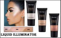Flormar Liquid Illuminator Glowing Look on Skin  25 ml