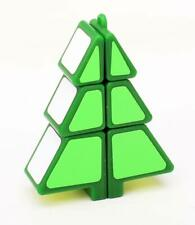 Christmas Tree Speed Cube Ultra-smooth Brain Teaser Twist Puzzle Christmas Gift