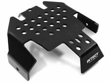 Integy Anodized Alum Center Skid Plate for Traxxas TRX-4 Scale And Trail Crawler