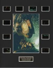 * Jurassic Park 35mm Film Cell Display *