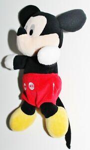 ♥ Disney Baby Nicotoy Simba Mickey Mouse Maus Stofftier C&A 20cm Walt Disney ♥