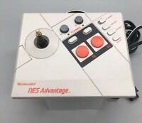 NES ADVANTAGE Controller NES-026 for Nintendo NES Console Video Game System B21