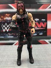 WWE Wrestling Mattel Elite Series 47.5 Kane Complete Mask & Box 47b Corporate