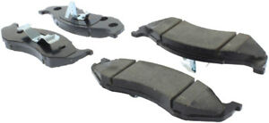 Disc Brake Pad Set-4WD Front Centric 105.04770
